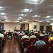 13 Temmuz 2015 Personel Toplantısı