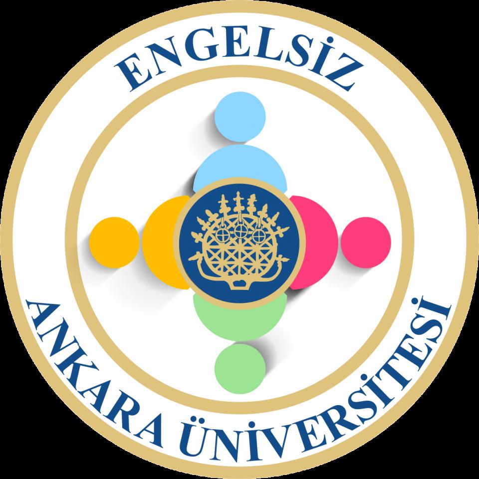 Engelsiz Ankara Üniversitesi Logosu